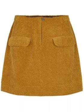 Second Female Boyas MW Short Skirt Inca Gold